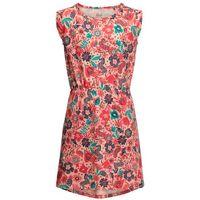 Sukienki dziecięce, Sukienka dla dziewczynki LILY LAGOON DRESS desert rose all over - 116