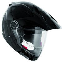 Kaski motocyklowe, KASK OZONE OPEN FACE CITY BLACK