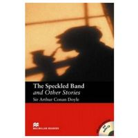 Książki do nauki języka, Macmillan Readers The Speckled Band and Other Stories Intermediate Pack (opr. miękka)