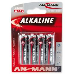 Bateria ANSMANN Red LR6/AA (4 szt.)