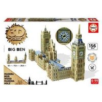 Puzzle, Puzzle 3D Big Ben and Parlament