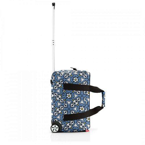 Torby i walizki, Reisenthel - torba na kółkach allrounder trolley - kwiecista