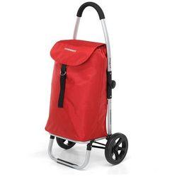 Go Shop - Czerwony Wózek na Zakupy Foppapedretti