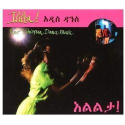 Ililta - New Ethiopian Dance Music - Różni Wykonawcy (Płyta CD)
