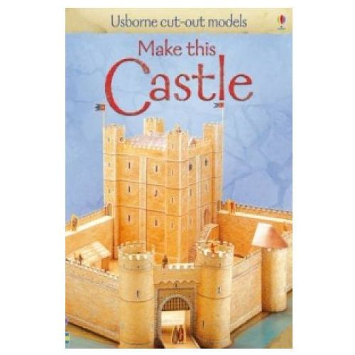 Książki do nauki języka, Make This Castle