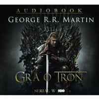 Audiobooki, Gra O Tron. Książka Audio Cd Mp3