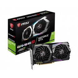 MSI Karta graficzna GeForce GTX 1660 GAMING X 6G [GEFORCE GTX 1660 GAMING X 6G]