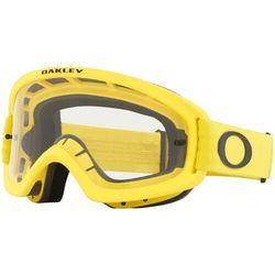 Oakley O-Frame 2.0 Pro MX XS Goggles Youth, żółty 2021 Okulary przeciwsłoneczne dla dzieci Przy złożeniu zamówienia do godziny 16 ( od Pon. do Pt., wszystkie metody płatności z wyjątkiem przelewu bankowego), wysyłka odbędzie się tego samego dnia.