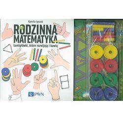 Rodzinna matematyka (opr. skórzana)