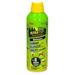 Repelent na owady tropikalne ULTRATHON SPRAY 25% DEET.
