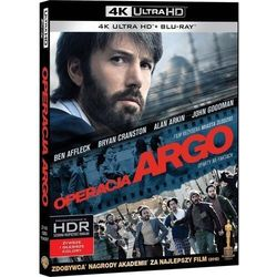 Operacja Argo (4K Ultra HD) (Blu-ray) - Ben Affleck DARMOWA DOSTAWA KIOSK RUCHU