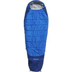 Nordisk Knuth Sleeping Bag 160-190cm Kids, limoges blue 2019 Śpiwory Przy złożeniu zamówienia do godziny 16 ( od Pon. do Pt., wszystkie metody płatności z wyjątkiem przelewu bankowego), wysyłka odbędzie się tego samego dnia.