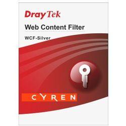 Licencja do routerów DrayTek WCF-Silver (roczna)