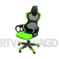 Fotele dla graczy, Fotel E-Blue COBRA AIR Zielony (MGEBH05KG000) Darmowy odbiór w 21 miastach!