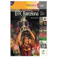 Książki do nauki języka, FC Barcelona + CD Intermedio - Pujol Vila Merce (opr. miękka)