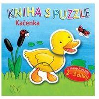 Puzzle, Kačenka - Kniha s puzzle neuveden
