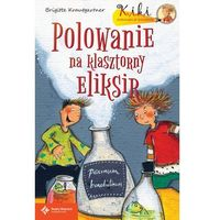 Książki dla dzieci, Polowanie na klasztorny eliksir (opr. miękka)
