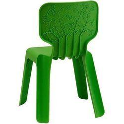 Krzesełko alma zielone