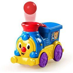 Bright Starts Zabawka interaktywna Roll & Pop Train K10308 Darmowa wysyłka i zwroty
