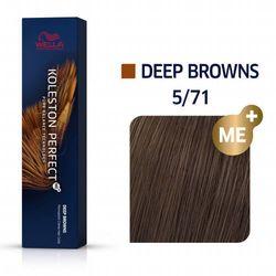 Wella Koleston Perfect | Trwała farba do włosów 5/71 60ml