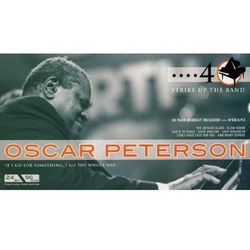 OSCAR PETERSON - Strike Up the Band (4 CD)