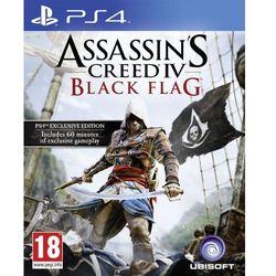 Ubisoft gra Assassin's Creed IV: Black Flag na konsolę Play Station 4 - BEZPŁATNY ODBIÓR: WROCŁAW!