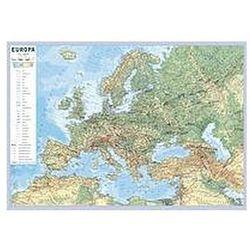 Europa ścienna mapa podręczna 1: 10 000 000 - Praca zbiorowa