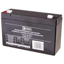 Akumulator AGM 6V 12Ah F4,7