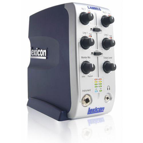 Pozostały sprzęt studyjny, Lexicon Lambda Studio zewnętrzna karta dźwiękowa