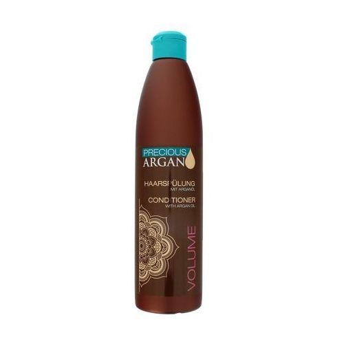 Odżywianie włosów, PRECIOUS ARGAN Odżywka Volume do włosów cienkich i osłabionych 500 ml