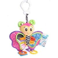 Pozostałe zabawki dla najmłodszych, Aktywny przyjaciel motylek