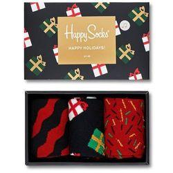 Happy Socks - Skarpety Singing Holiday (3-pack)