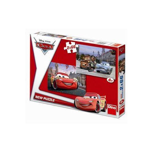 Puzzle, Auta - puzzle 2 motivy v balení 2x66 díl neuveden