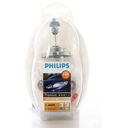 Zestaw żarówek Philips Easy Kit (H4, PY21W, P21W, P21/5W, W5W, bezpiecznik 10A)