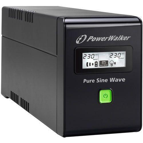UPSy, PowerWalker VI 600 SW