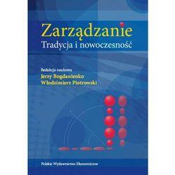 Zarządzanie - Jerzy Bogdanienko, Włodzimierz Piotrowski (opr. miękka)