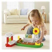 Kreatywne dla dzieci, Ogród i stragan Little People