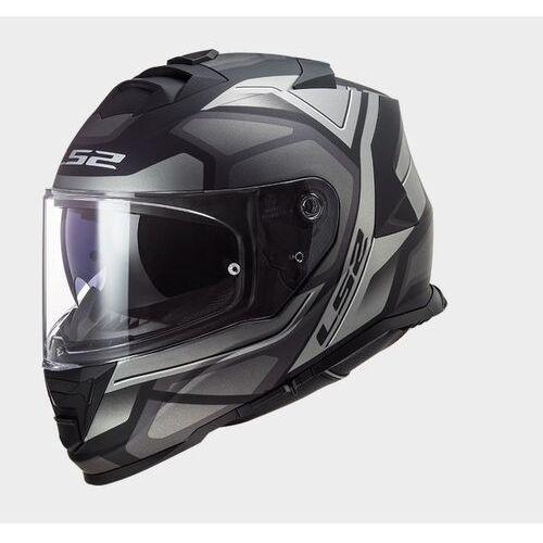 Kaski motocyklowe, KASK LS2 FF800 STORM FASTER MATT TITANIUM