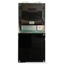 2N Helios IP Verso - jednostka bazowa bez kamery - czarny