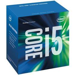 Procesor Intel Core i5-7600 3.5GHz 6MB BOX (BX80677I57600)/ DARMOWY TRANSPORT DLA ZAMÓWIEŃ OD 99 zł