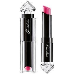 Guerlain La Petite Robe Noire Deliciously Shiny Lip Colour szminka perfumowana ochronna odcień 002 Pink Tie 2,8 g
