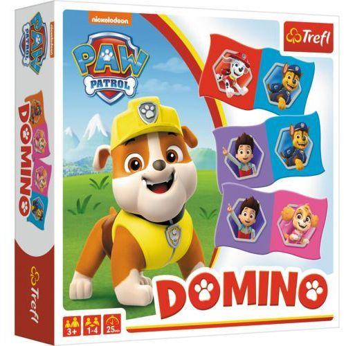 Gry dla dzieci, Domino Psi Patrol TREFL