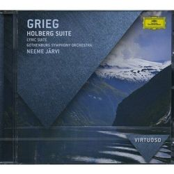 Grieg Holberg Suite, Lyric Suite, Norwagian Dances (Virtuoso)