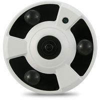 Kamery monitoringowe, Kamera kopułkowa AHD FISHEYE 960p