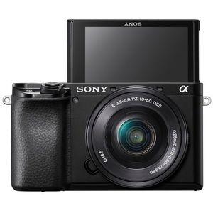 Aparaty kompaktowe, Sony A6100