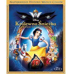 Królewna Śnieżka i siedmiu krasnoludków (Blu-Ray) - David Hand DARMOWA DOSTAWA KIOSK RUCHU