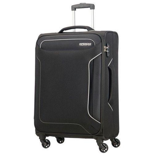 Torby i walizki, American Tourister walizka Holiday Heat Spinner 79, Black ZAPISZ SIĘ DO NASZEGO NEWSLETTERA, A OTRZYMASZ VOUCHER Z 15% ZNIŻKĄ