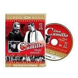 Ludzie Boga. Don Camillo. Mały światek DVD+książka