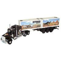 Ciężarówki dla dzieci, Monti Systém Ciężarówka 25 Intrans Container Western star 1:48 - BEZPŁATNY ODBIÓR: WROCŁAW!