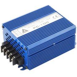 Przetwornica napięcia 10÷30 VDC / 13.8 VDC PC-100-12V 100W IZOLACJA GALWANICZNA